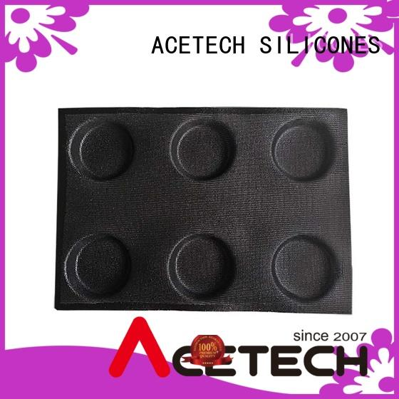 ACETECH durable silicone cupcake molds for cooking