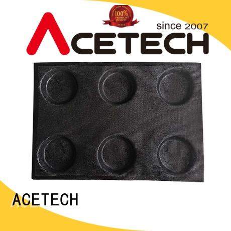 ACETECH pastry silicone bread mold manufacturer for cakes
