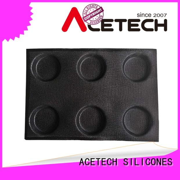 durable silicone cake molds size wholesale for cakes