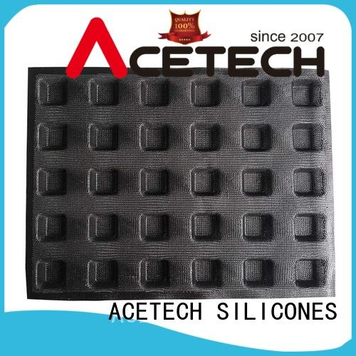 ACETECH healthy silicone bakeware mould wholesale for cakes