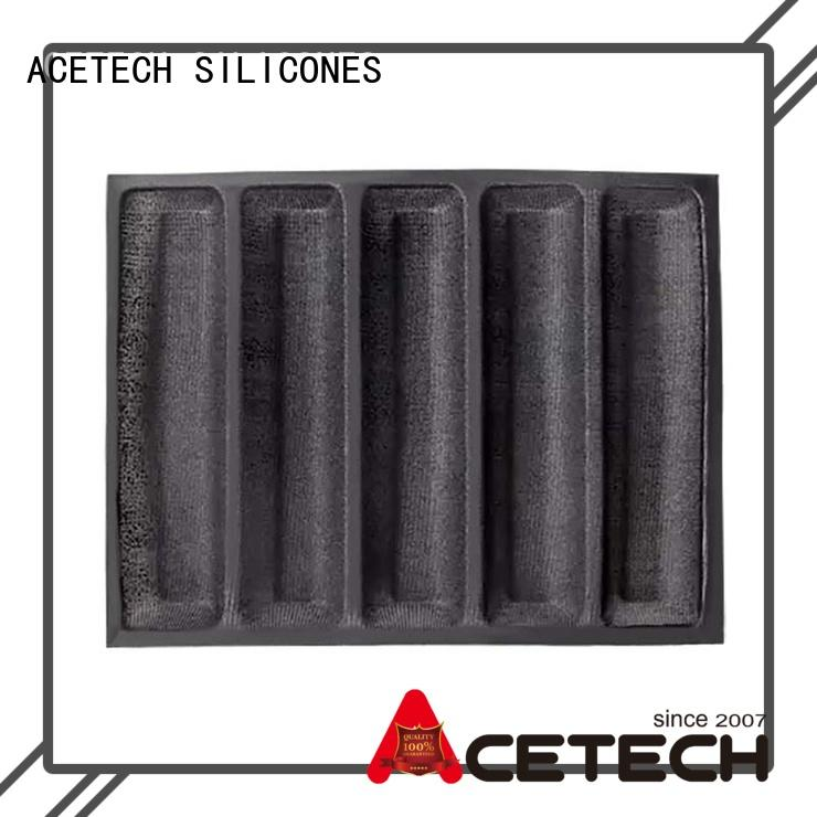 ACETECH perforated silicone mould for baking directly price for cooking