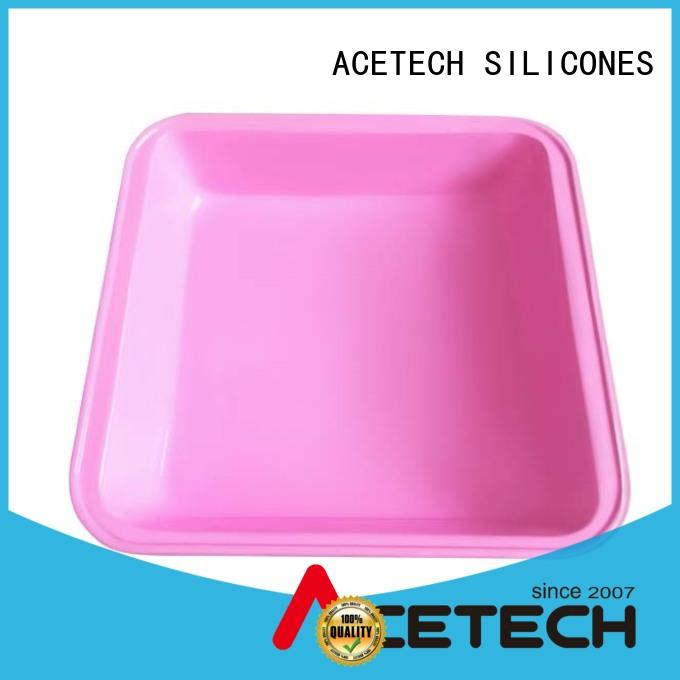 ACETECH tray silicone baking pans supplier for cookie