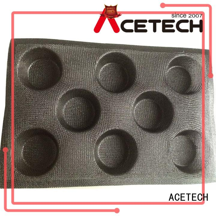 30 silicone dessert mould promotion for muffin ACETECH