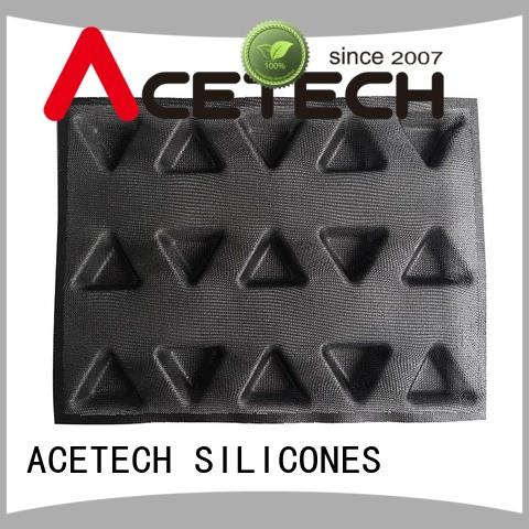 ACETECH good quality silicone baking molds shapes directly price for cooking