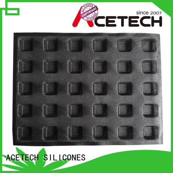 good quality silicone cookie molds mini for muffin