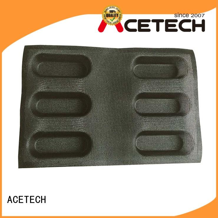 ACETECH good quality silicone cake molds directly price for cooking