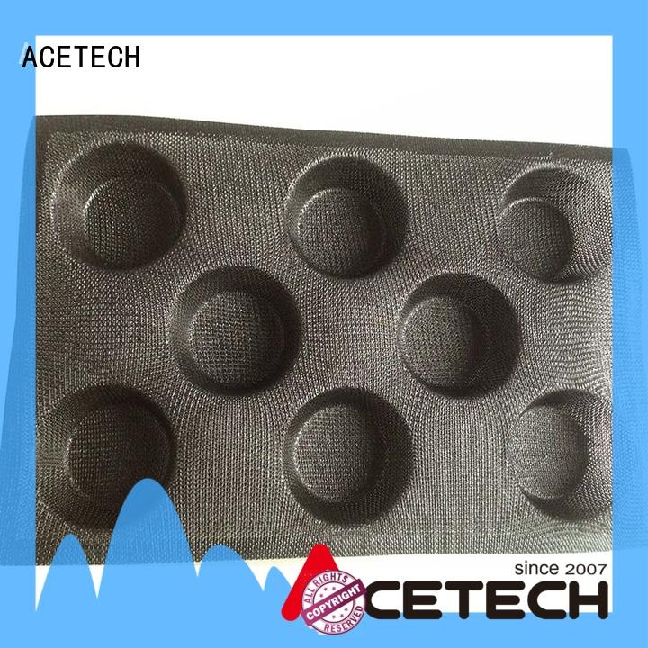 ACETECH food safe silicone bakeware molds for bread