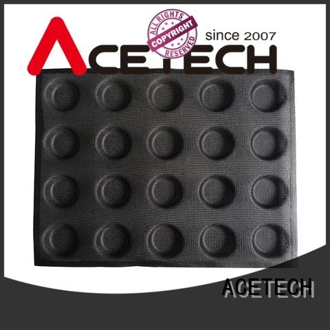 silicone silicone cookie molds manufacturer for bread ACETECH