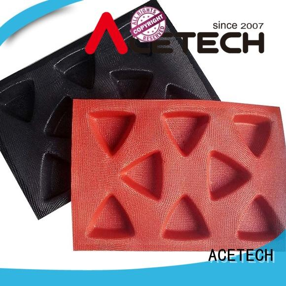 ACETECH durable silicone bakeware mould for cakes