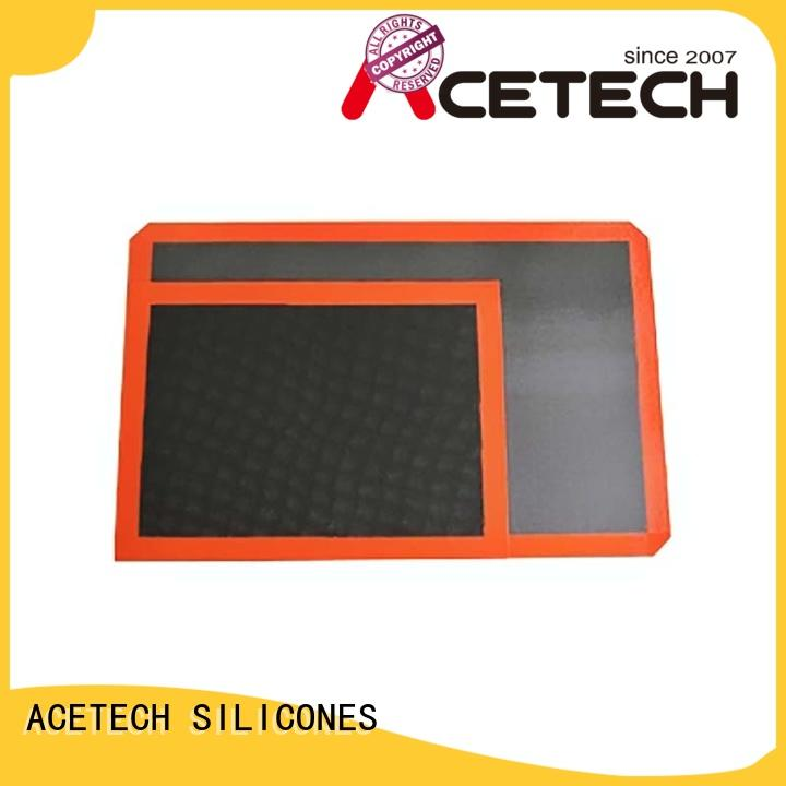 ACETECH cookie non stick silicone baking mat factory price for cookie
