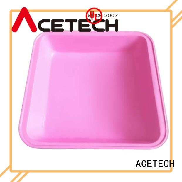 ACETECH shape silicone baking pans directly price for cookie