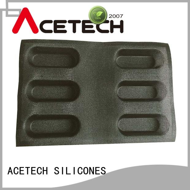 ACETECH loaf silicone baking molds shapes for bread
