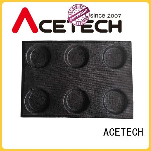 ACETECH good quality silicone bakeware mould promotion for cakes