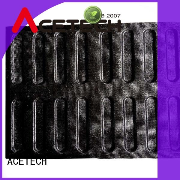 ACETECH good quality silicone cake molds manufacturer for cooking