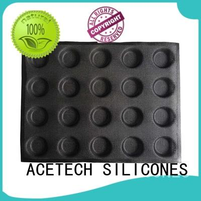 square silicone baking molds microwave shape clean ACETECH Brand company