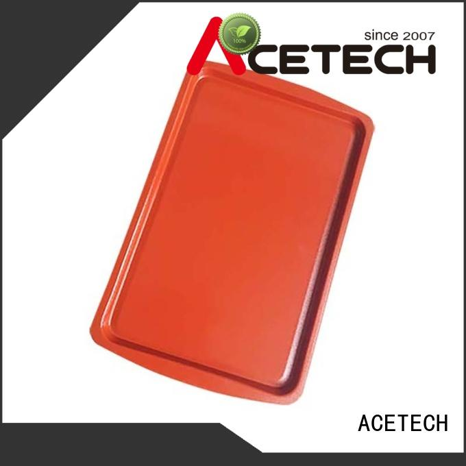 ACETECH high quality silicone baking pans silicone for muffin