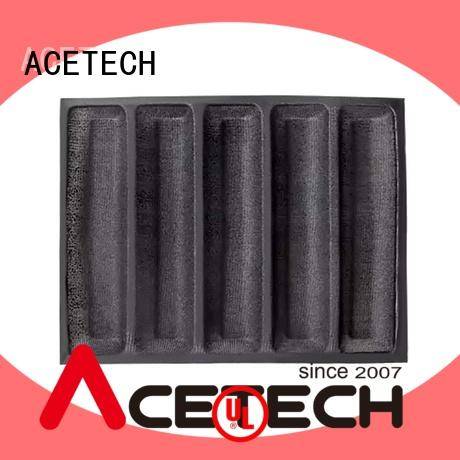 ACETECH healthy silicone cupcake molds wholesale for bread