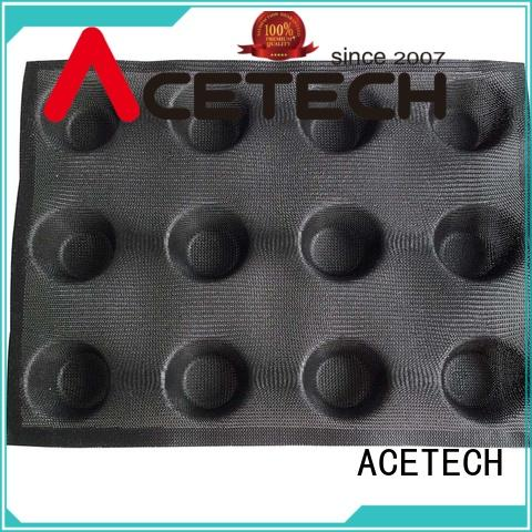 ACETECH healthy custom silicone baking molds promotion for bread