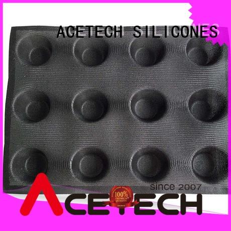 ACETECH baking silicone cupcake molds promotion for cakes