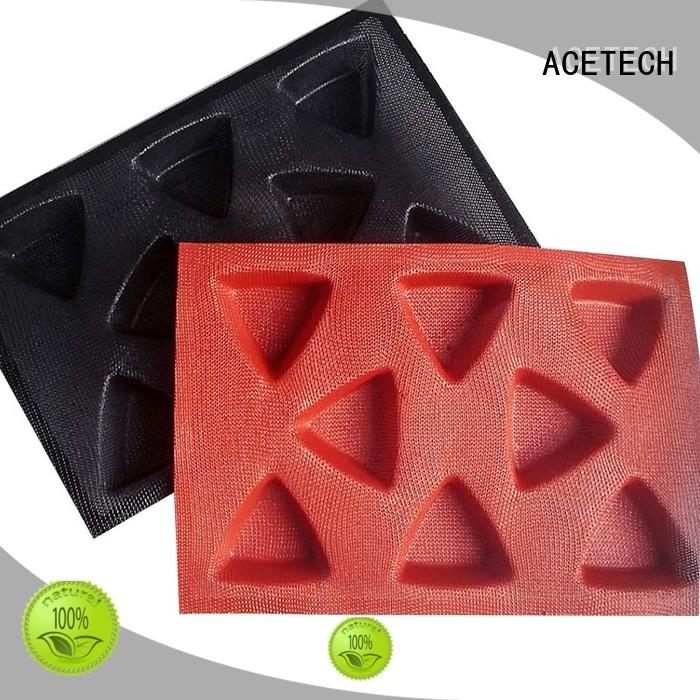 ACETECH home silicone cake molds wholesale for muffin