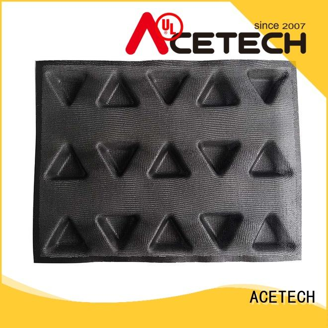 ACETECH food safe silicone cake molds manufacturer for bread