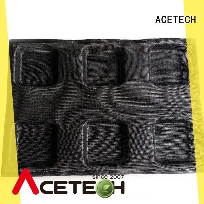 ACETECH sale silicone baking molds shapes wholesale for cooking