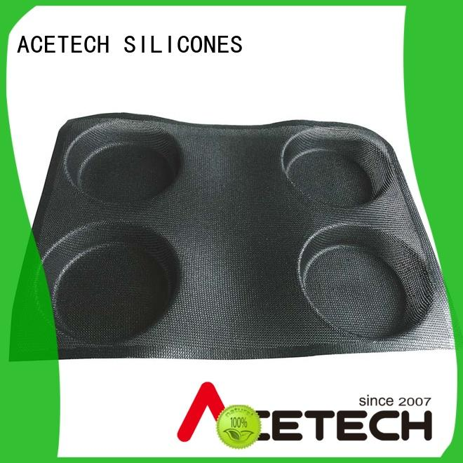 ACETECH durable silicone cookie molds wholesale for cooking