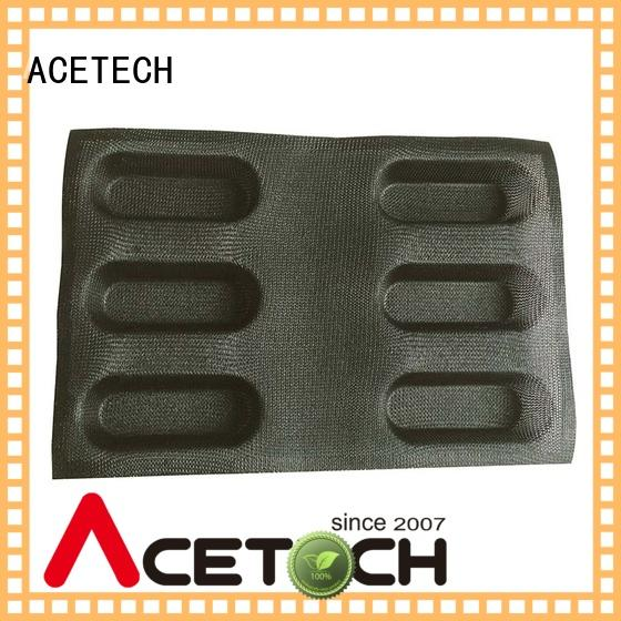 ACETECH bpa silicone baking forms wholesale for cakes