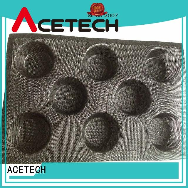 ACETECH clean silicone cake molds wholesale for bread