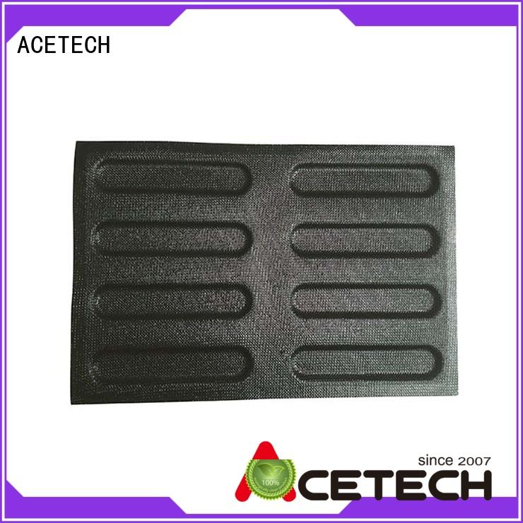 ACETECH durable silicone cake molds 3d for cooking