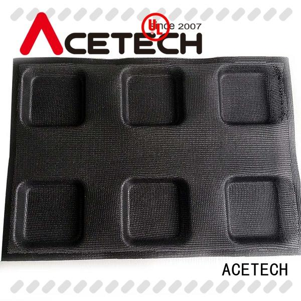 ACETECH cup custom silicone baking molds promotion for muffin