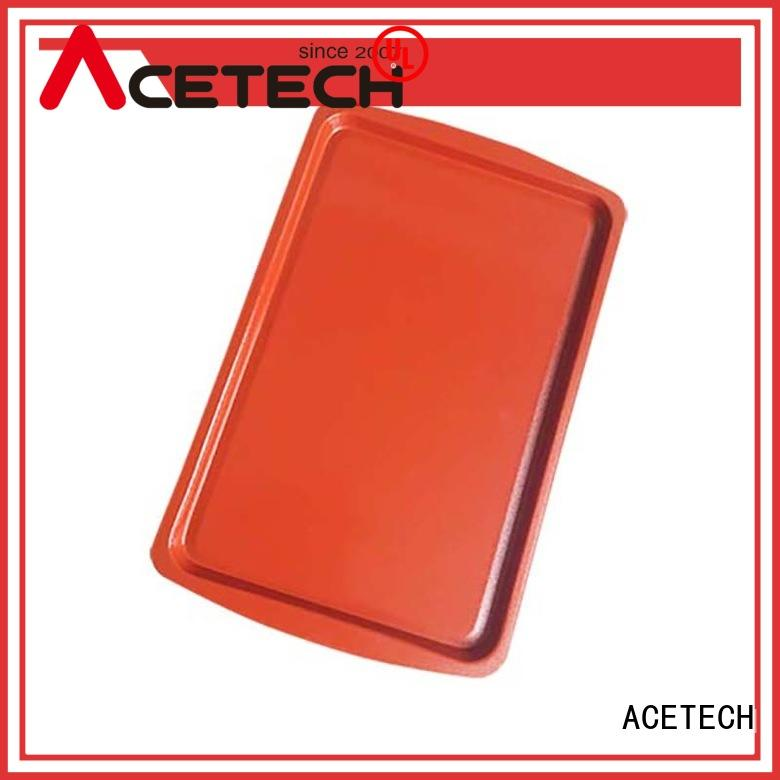 custom silicone baking tray surface online for cookie