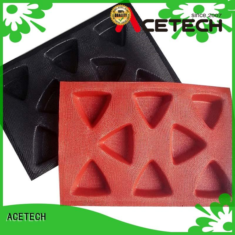 ACETECH healthy professional silicone baking molds lfgb for cakes