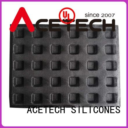 ACETECH healthy square silicone baking molds 30 for bread