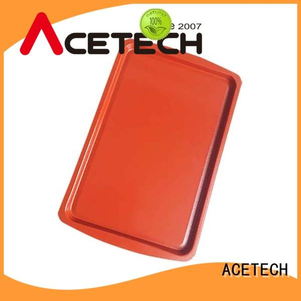 ACETECH shape silicone baking tray easy to clean for muffin