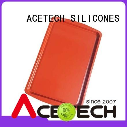 shape silicone baking tray online for cake ACETECH