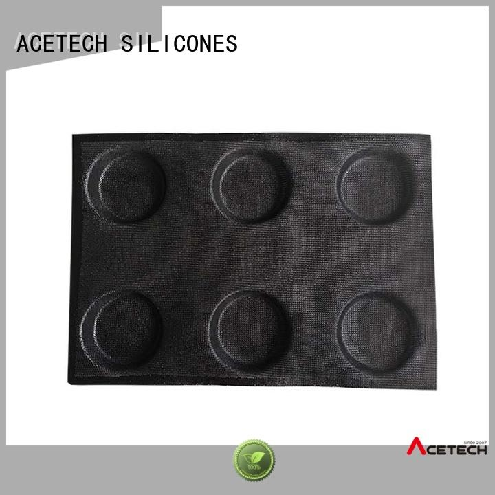 silicone dessert molds thumb for muffin ACETECH