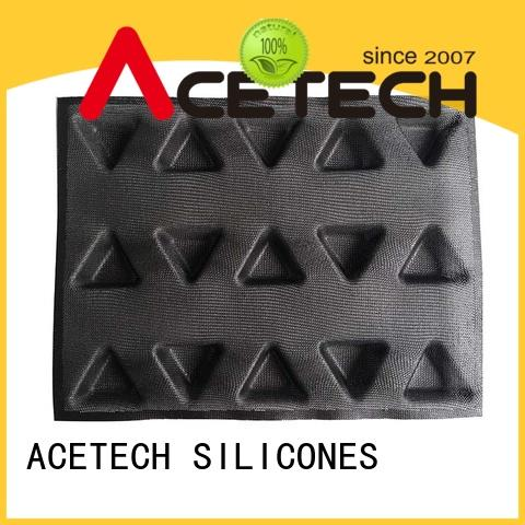 ACETECH food safe silicone dessert molds directly price for muffin
