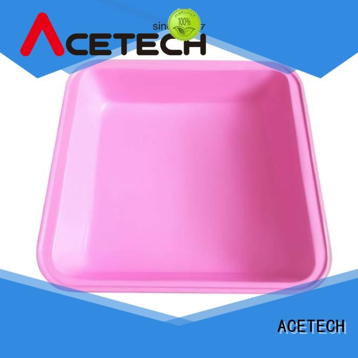 ACETECH no stick silicone baking pans easy to clean for cookie