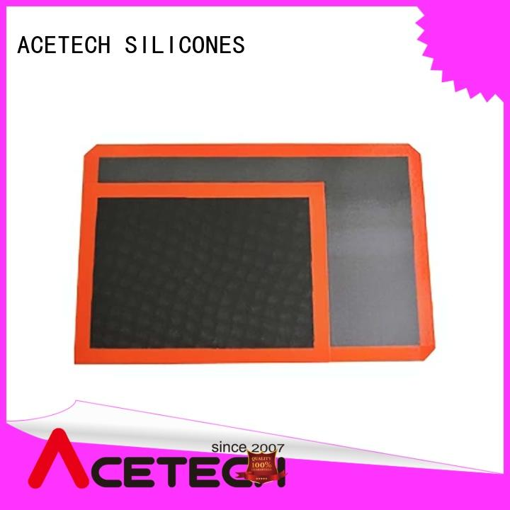 ACETECH printing silicone baking mat factory price for bread