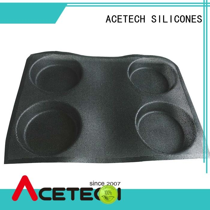 ACETECH 30 silicone mould for baking wholesale for muffin
