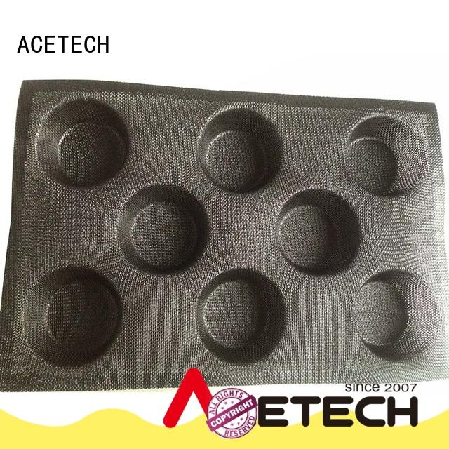 ACETECH good quality silicone mould for baking manufacturer for muffin