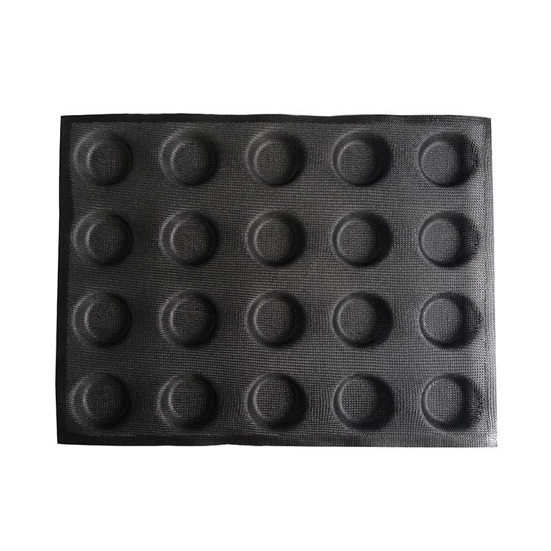 healthy silicone cookie molds bread wholesale for muffin-1