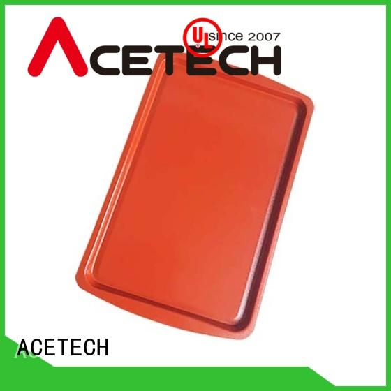 ACETECH custom silicone sheet pan easy to clean for cookie