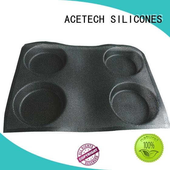 loaf eclair silicone baking molds ACETECH Brand