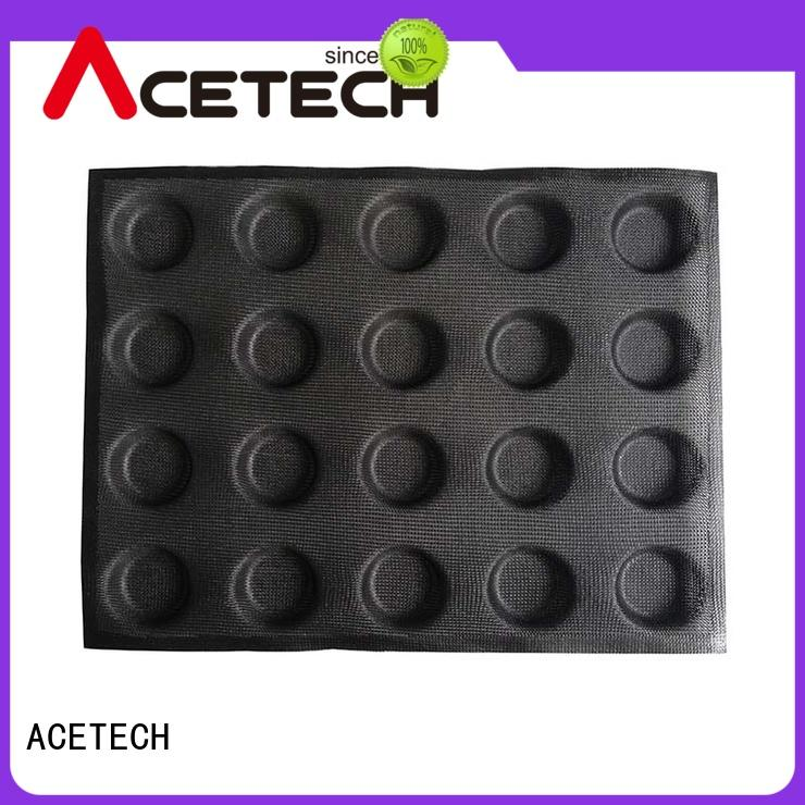 ACETECH good quality custom silicone baking molds wholesale for bread