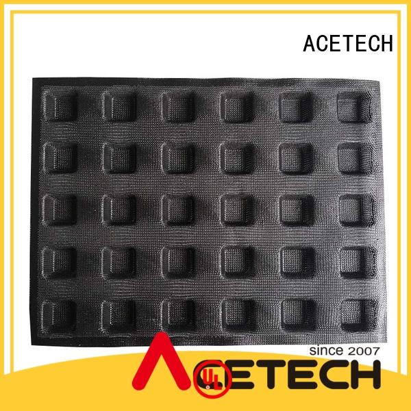 durable silicone cookie molds customized directly price for cooking