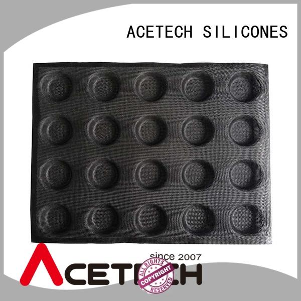 ACETECH lfgb silicone bread mold manufacturer for bread