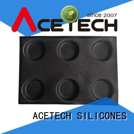 ACETECH durable silicone mould for baking manufacturer for muffin