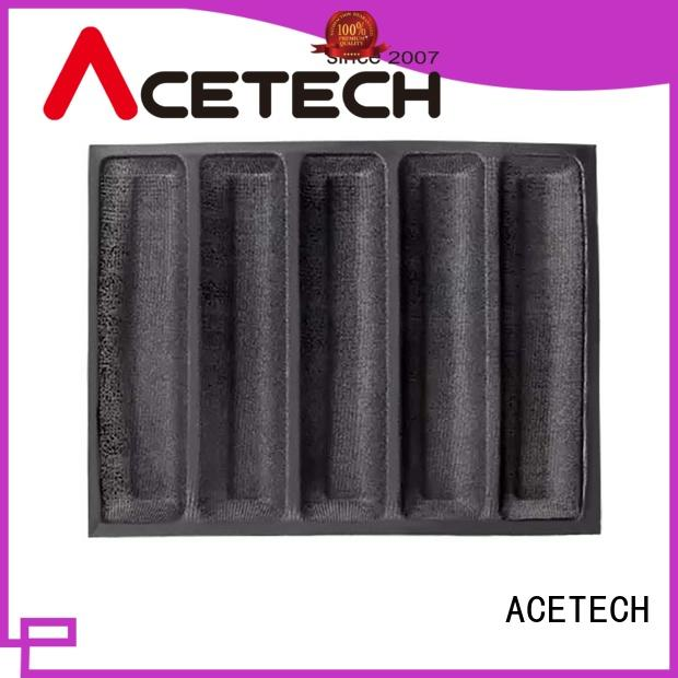 ACETECH durable silicone bread mould for cakes